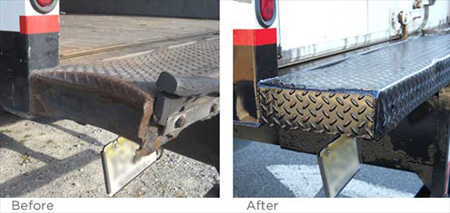 Trailer Modification Services