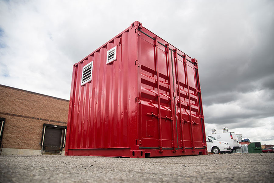 Buy Custom Shipping Containers Ontario Secure Container