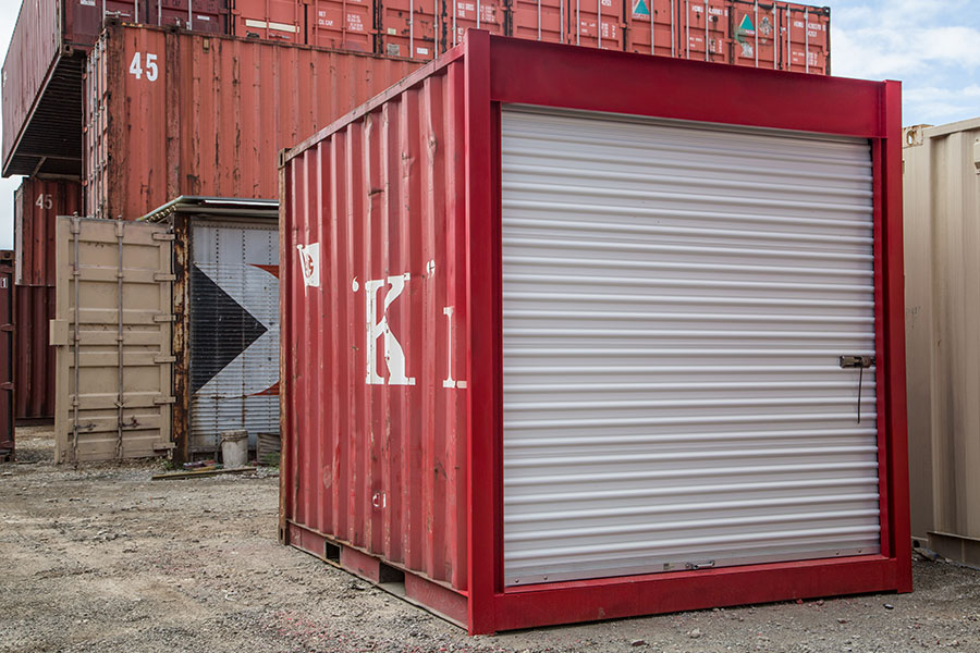 Buy Custom Shipping Containers Ontario Secure Container Solutions
