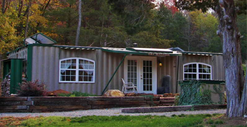 Shipping Container Home Away From Home