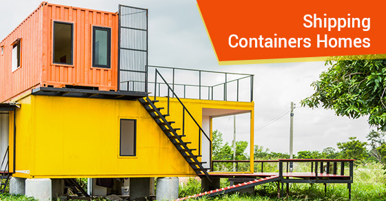 Shipping Containers Home Designs Secure Container Solutions
