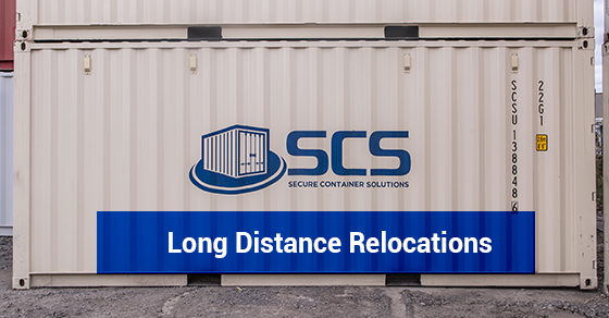 Long Distance Relocations