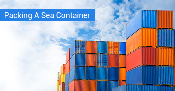 Packing A Sea Container
