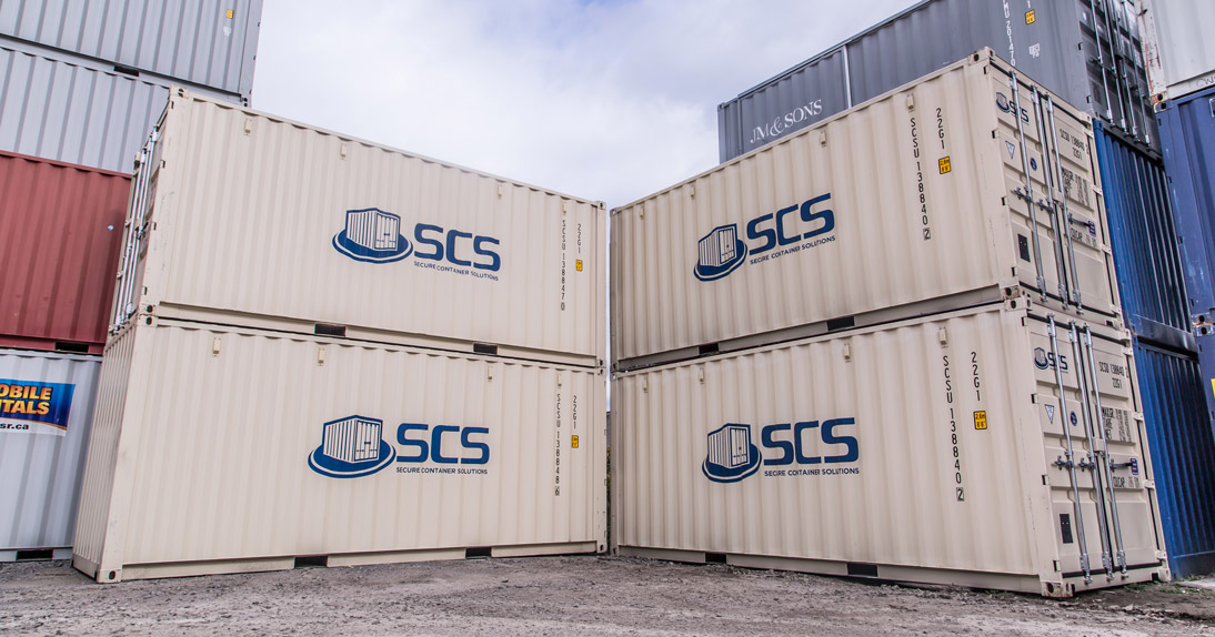 Rental Storage Containers